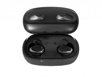 Bezprzewodowe słuchawki douszne Natec SOHO TWS z mikrofonem