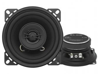 Komplet głośników samochodowych blister samochodowy BLOW R-100 4 Ohm