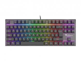 Klawiatura mechaniczna Genesis THOR 300 TKL RGB podświetlana gamingowa dla graczy