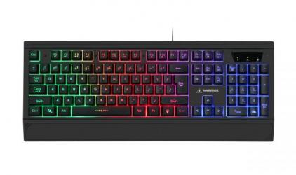 Kalwiatura gamingowa Kruger&Matz Warrior GK-70 LED RGB