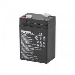 Akumulator żelowy VIPOW 6V 4.5Ah