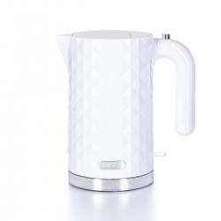 Elektryczny czajnik plastikowy Camry CR 1269w 1,7 L 2200W biały