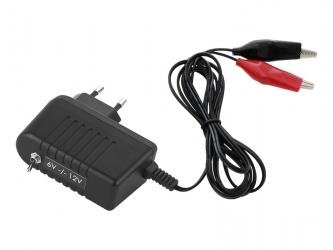 Uniwersalna automatyczna ładowarka do akumulatorów żelowych 6V/12V