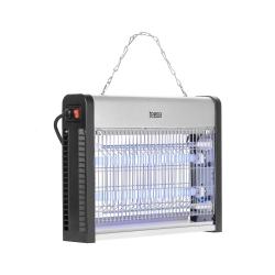 Lampa owadobójcza UV rażąca 2x8W TEESA na muchy ćmy komary