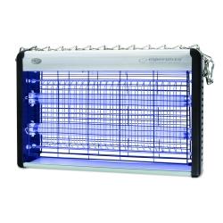Lampa owadobójcza UV 2x10W Esperanza HUNTER na muchy ćmy komary