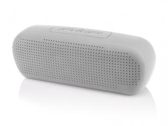 Przenośny głośnik Bluetooth BLOW BT440 szary 2x5W  FM USB AUX microSD