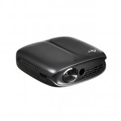 Przenośny bezprzewodowy projektor multimedialny DLP rzutnik Z7000 HDMI USB FullHD LED 20-120 cali 5200mAh + pilot