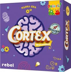 Gra planszowa Cortex dla Dzieci REBEL