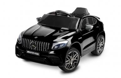 Samochód auto na akumulator Caretero Toyz Mercedes-Benz GLC 63S AMG akumulatorowiec + pilot zdalnego sterowania - czarny