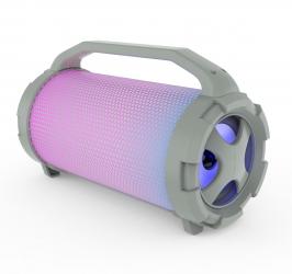 Głośnik Bluetooth Adler AD 1169 FM USB microSD AUX LED RGB