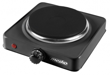 Kuchenka elektryczna jednopalnikowa Mesko MS 6508