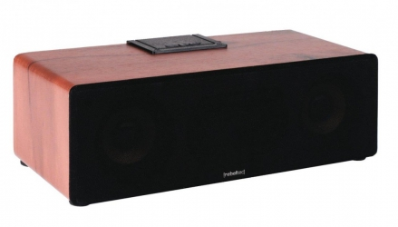Drewniany głośnik bluetooth AMBIENT FM USB AUX microSD