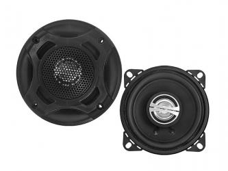 Komplet głośników samochodowych LTC GTI100 z maskownicami 4 Ohm 90W