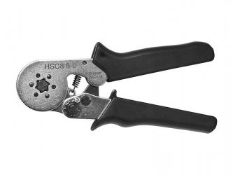 Zaciskarka końcówek tulejowych 0.25 - 6mm2 LEXTOOL