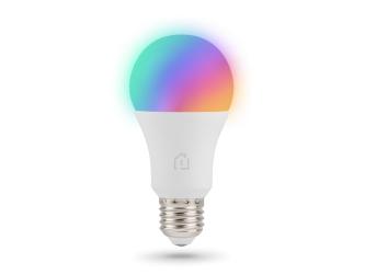 Inteligentna żarówka LED SMART HOME WIFI LANBERG RGBW E27 800LM 9W