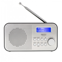 Radio cyfrowe radiobudzik Camry CR 1179 FM / DAB