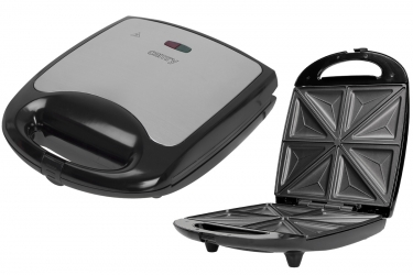 Opiekacz do kanapek XL na 4 tosty Camry CR 3023 1100W