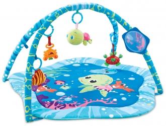 Mata edukacyjna OCEAN 0+  5 zabawek