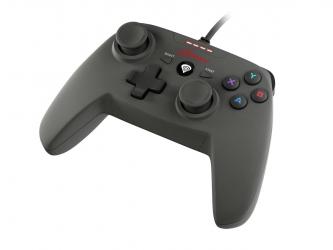 Przewodowy gamepad do PS3/PC GENESIS P58