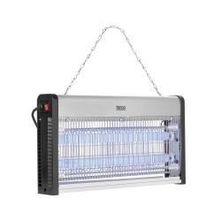 Lampa owadobójcza UV rażąca 2x15W TEESA na muchy ćmy komary