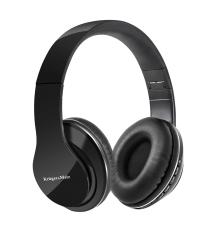 Bezprzewodowe słuchawki nauszne Kruger&Matz model Street BT kolor czarny