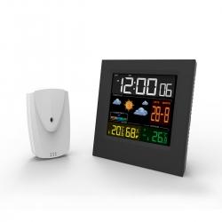 Stacja pogodowa Camry CR 1166 zegar datownik alarm