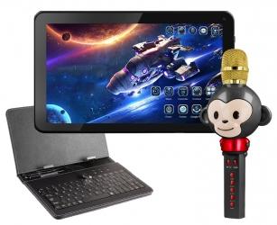 Tablet edukacyjny dla dzieci KIDS z modemem 3G + gry + klawiatura + mikrofon z głośnikiem 2w1
