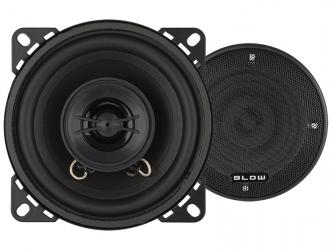 """Komplet głośników samochodowych BLOW WH-1416 4"""" 4 Ohm 100W + maskownice"""