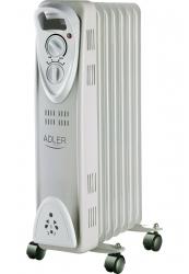 Grzejnik olejowy Adler AD 7807 7 żeberek 1500 W