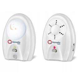 Niania elektroniczna Babyline 2.1 z zasięgiem do 300 m 2w1 lampka nocna