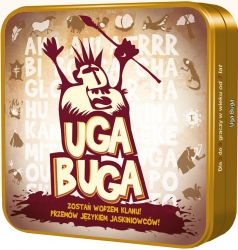 Gra Uga Buga! Nocne jaskiniowców rozmowy
