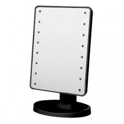 Lusterko z podświetleniem LED L16 czarne