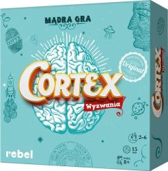 Gra Cortex REBEL