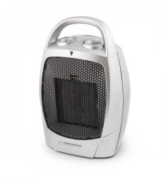 Termowentylator ceramiczny Esperanza COPACABANA farelka z termostatem  750W/1500W regulacji nawiewu