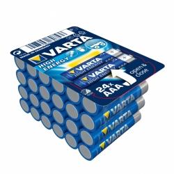Baterie alkaliczne AAA VARTA R3 Longlife Power High Energy 24szt