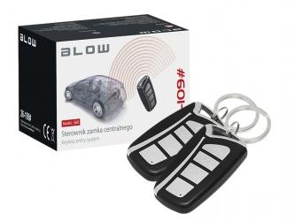 Sterownik zamka centralnego BLOW S60 + 2 piloty