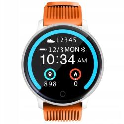 Zegarek smartwatch Lenovo Blaze pomarańczowy