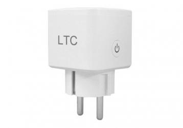 Gniazdo sieciowe Smart Home LTC zdalnie sterowane WiFi