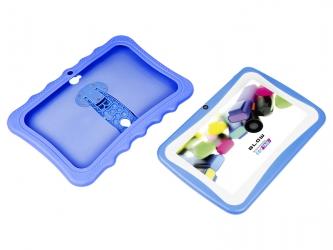 Tablet edukacyjny dla dzieci BLOW KIDSTAB 7.4 +gry +zestaw - niebieski