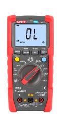 Miernik cyfrowy uniwersalny Uni-T PRO UT191T Kable pomiarowe sonda pomiaru temperatury etui