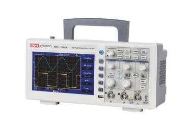 Oscyloskop cyfrowy Uni-t UTD2025CL 25 MHz 250 MS/s