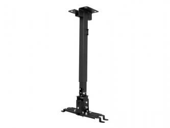 Uchwyt sufitowy do projektora multimedialnego LTC uniwersalny 33-57cm 15KG