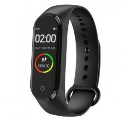Zegarek smartband opaska sportowa R2invest M4