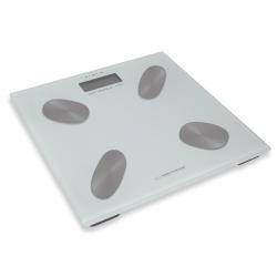 Elektroniczna waga łazienkowa analityczna Esperanza CHA-CHA biała