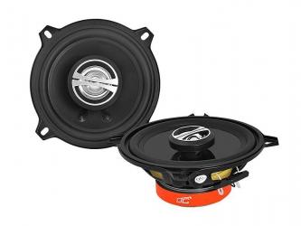 Komplet głośników samochodowych LTC GT130 bez maskownic 4 Ohm 150W