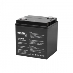 Akumulator żelowy VIPOW 6V 100Ah