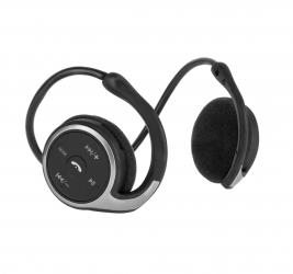 Bezprzewodowe słuchawki nauszne zagłowne Kruger&Matz KMP10BT