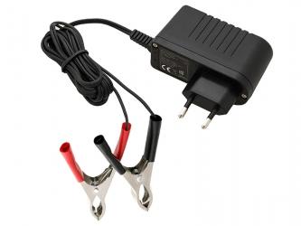 Przetwornica impulsowa ładowarka do akumulatorów żelowych 12V-V1.5 LED