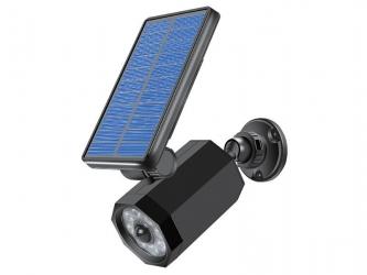 Lampa solarna LED atrapa kamery LTC