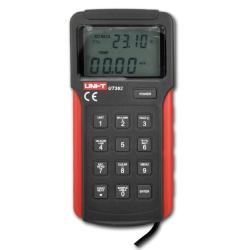 Miernik wiatromierz z funkcją pomiaru temperatury anemometr Uni-t UT362 USB